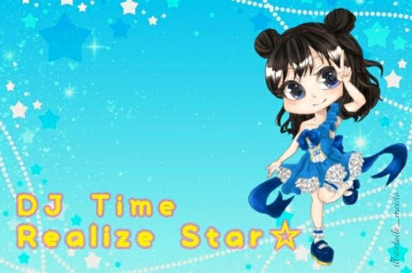 【DJイベント情報】#DJTimeRealizeStar ☆ 第2星【2021/9/19(日)11:30~】フライヤー